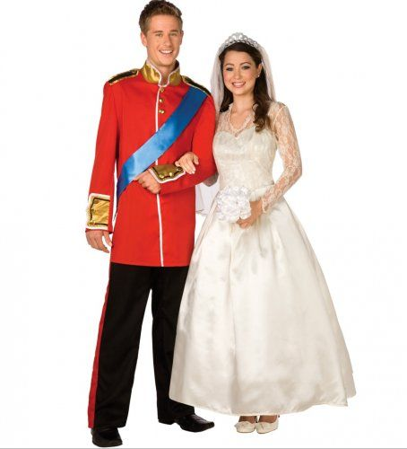 couple costume idea prince william and kate middleton - Ideas For Couples For Halloween