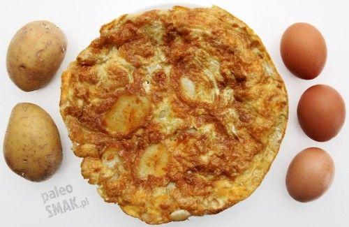 Hiszpański omlet, Paleo SMAK