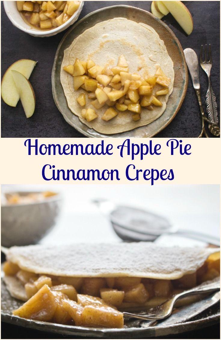 Easy crepe recipes fillings
