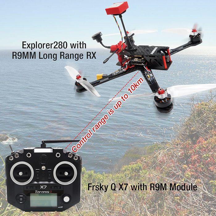 Arris X280 Long Range Long Flight Time Fpv Drone Rtf W Hd Camera And Gps Fpv Drone Fpv Drone Racing Hd Camera