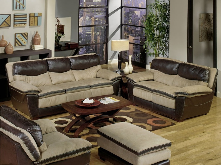 Loving This Brown Sofa Set. Find This Pin And More On Ultra Modern Living  Room ... Part 90
