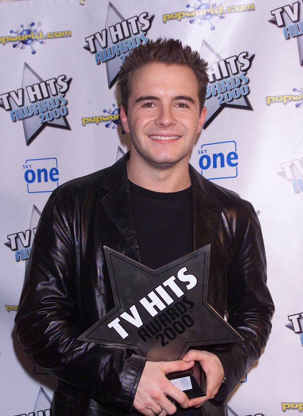 Shane Filan from Westlife | 27 Boy Band Members You Had A Crush On Then And Now