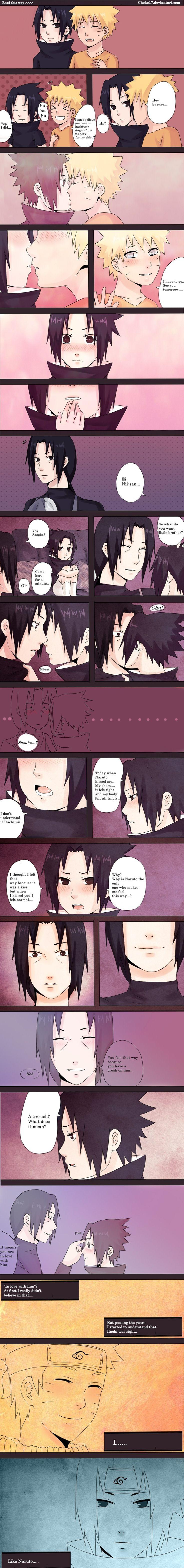 Naruto ~ SasuNaru Sasuke Uchiha x Naruto Uzumaki