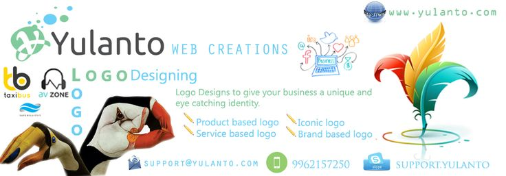 We understand your business thoroughly and reflect the same through our logo designs. After all, the understanding that a logo is a key recognition component of any company's marketing promotions is strongly rooted in our designer's creative minds to make your customers identify your business easily.