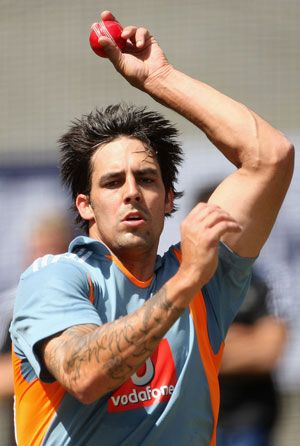 Ian Reid recalls the roller-coaster ride of Mitchell Johnson who will be turning out for the Mumbai Indians in the fifth edition of the Indian Premier League (IPL).