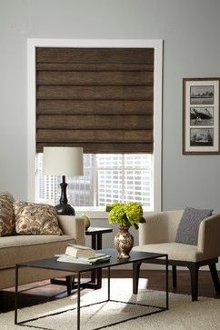 ROMAN SHADES eclectic roman blinds
