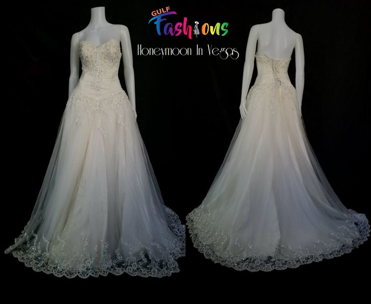 20 best Wedding Gowns images on Pinterest | Homecoming dresses ...