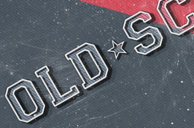 A old school text style effect with a subtle retro style. This photoshop text effect makes your text go back in...