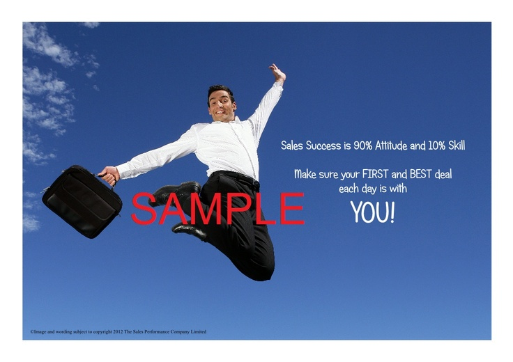 Sales Motivation - SAMPLE