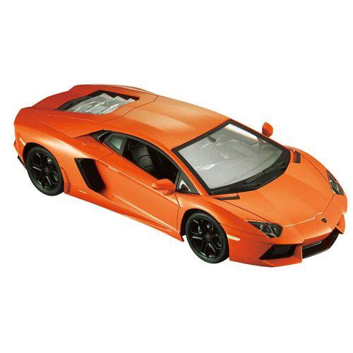 ICESS Lamborghini S680 Remote-Controlled Car, Orange