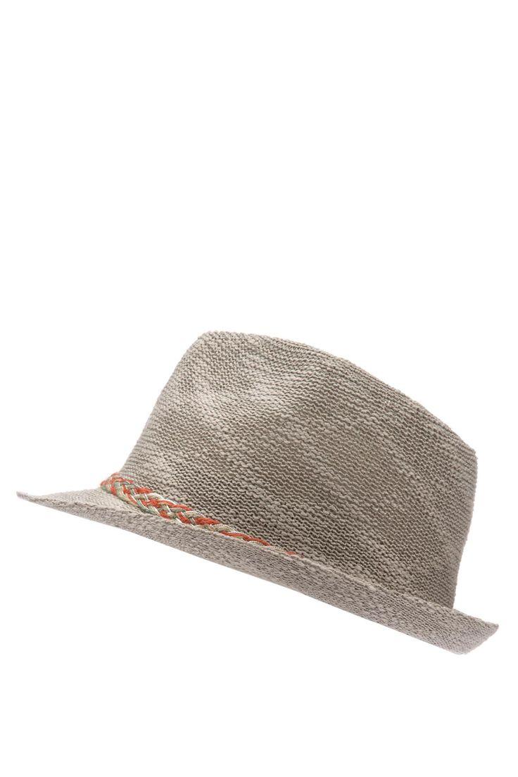 DeFacto Marka Hasır Şapka || Sıcak yaz günlerinde sizi güneşten koruyacak DeFacto bayan hasır şapka                        http://www.1001stil.com/urun/3251175/hasir-sapka.html?utm_campaign=DeFacto&utm_source=pinterest