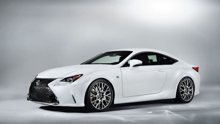 Lexus RC 350 F Sport ready to take on Europe's coupes