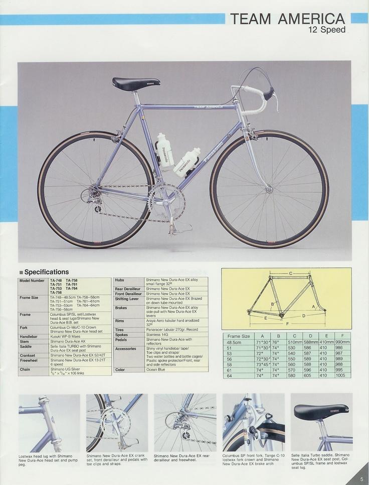 1985 Panasonic Team America