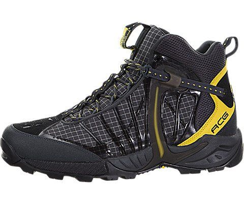 Nike Mens Zoom Tallac Lite OG ACG Boots Black/Tour Yellow/Anthracite 844018-001 Size 11.5