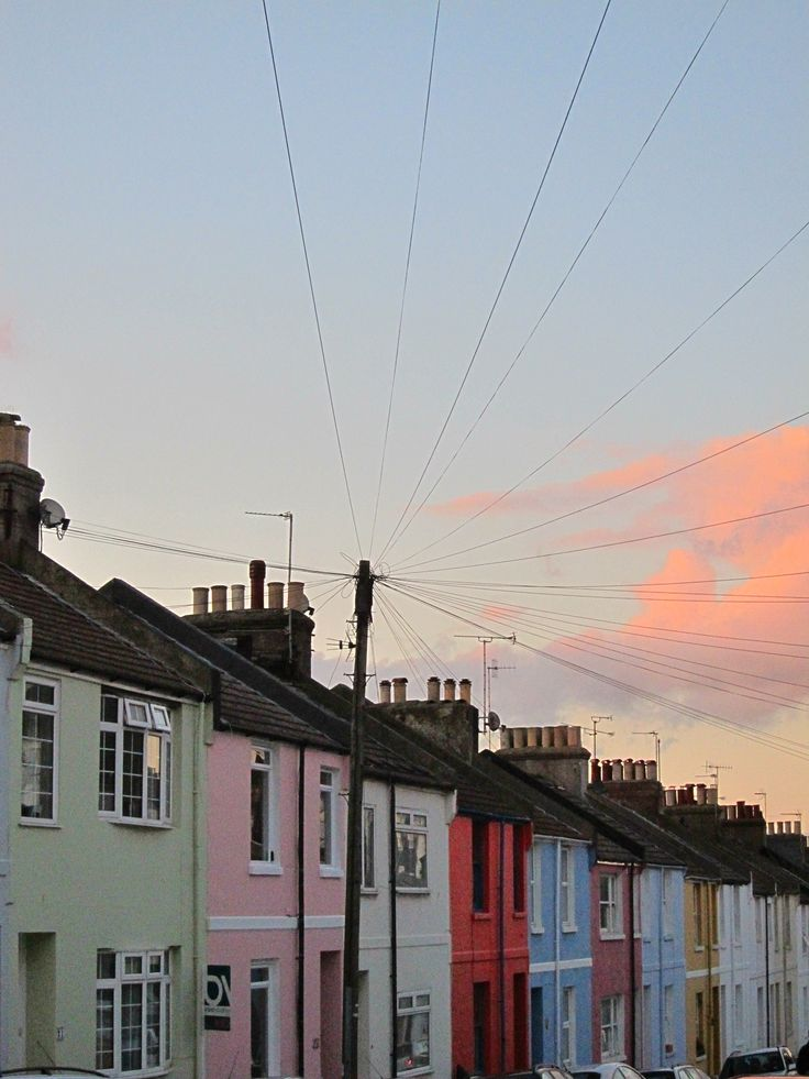 Brighton, England...