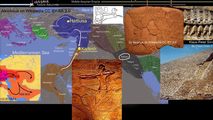 A YouTube video from Khan Academy: Hittites and the Battle of Kadesh #learn