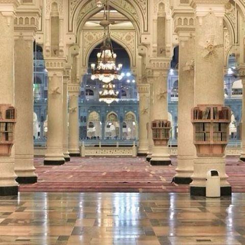 Masjidil Haram Lantai ke 2.