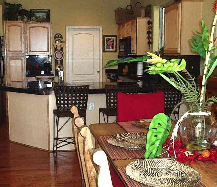 Decoraci n de cocinas peque as y sencillas muebles for Estantes para cocina pequena