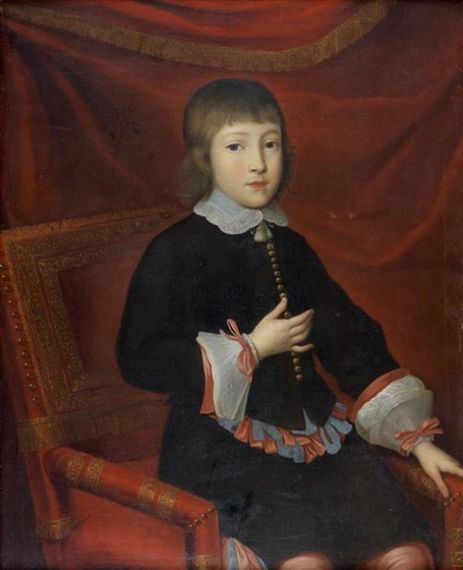 Louis Phélypeaux, comte de Pontchartrain (1643-1727), circa 1650, French school