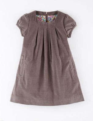 Simple Cord Dress
