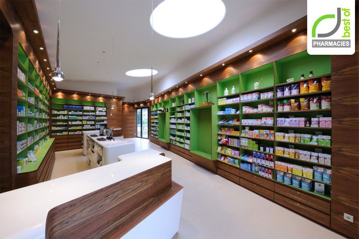Pharmacy Marienthal by Atelier st, Zwickau - Germany