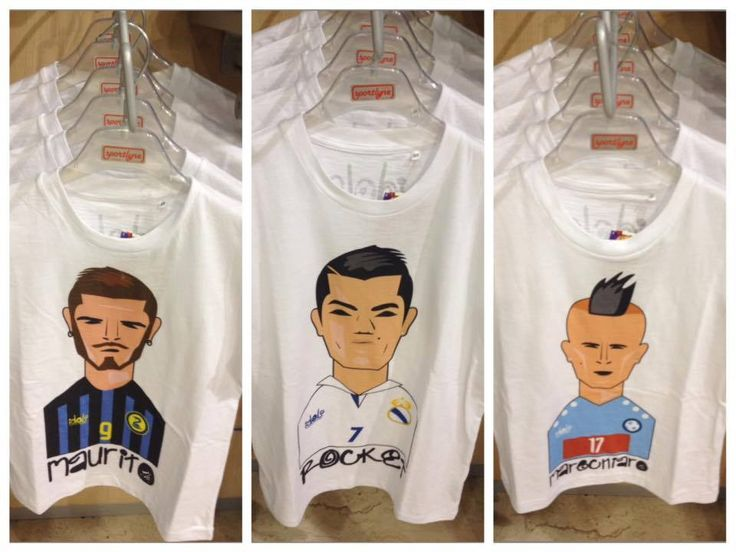 IN ANTEPRIMA LE NUOVISSIME T-SHIRT IDOLS!! #solodanoi #sportlyne #magazzinoRobbiati #idols #tshirt #tshirtpersonalizzate