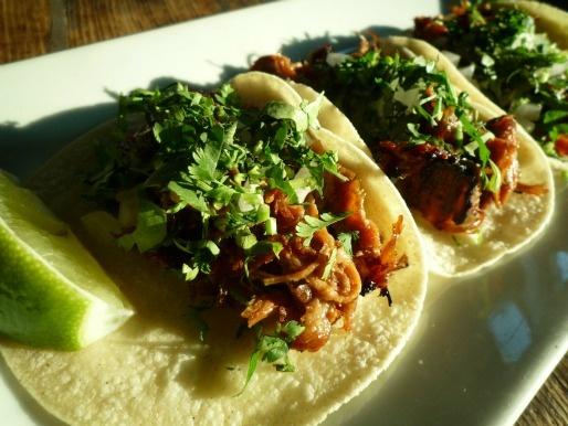 Mexican Eats Mesa Cocoayan in Williamsburg  Yo quiero  Mexican Brooklyn Tacos
