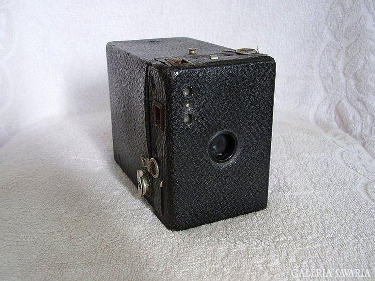 KODAK No 120 Antik Fotómasina a Fotózás ŐSKORÁBÓL!!!