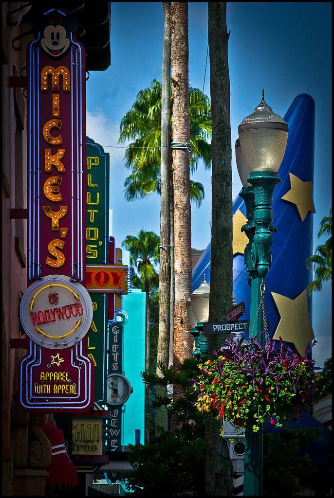 Hollywood Sutdios, one of my favorite parks in Disneyworld# Rockin Roller coaster