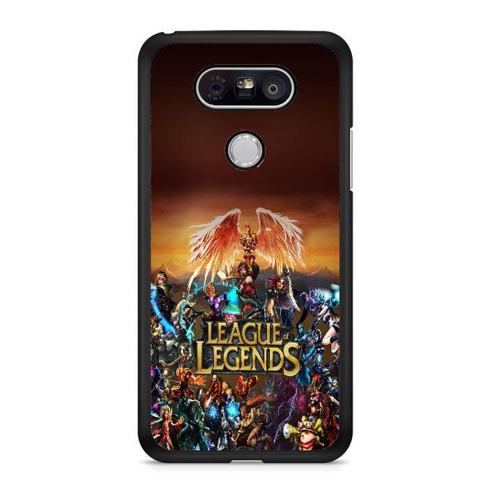 League Legends LG G5 Case Dewantary