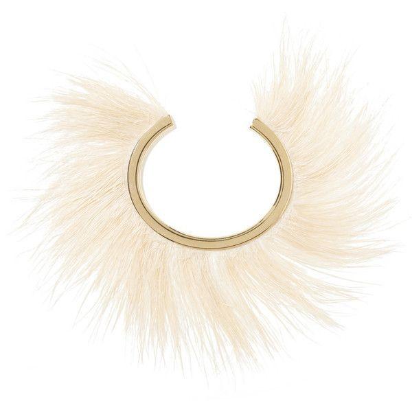 Betere Isabel Marant Gold-tone feather bracelet ($195) ❤ liked on SL-09