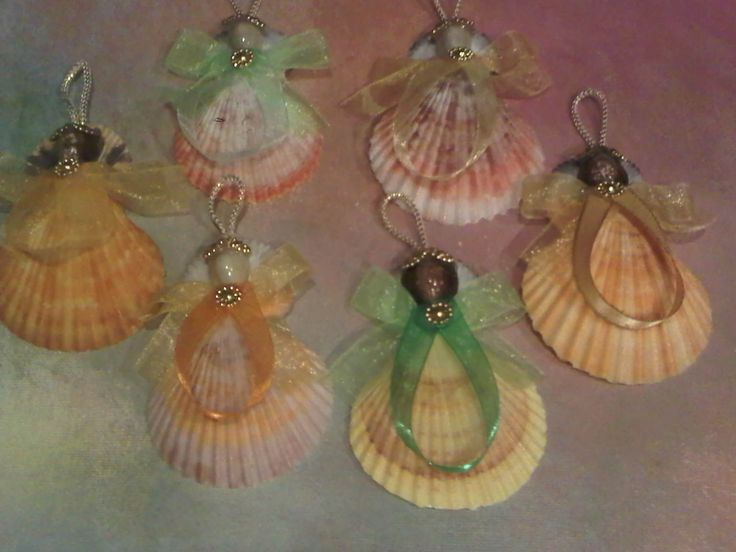 64 best images about mz vee holiday crafts on pinterest for Seashell crafts for adults