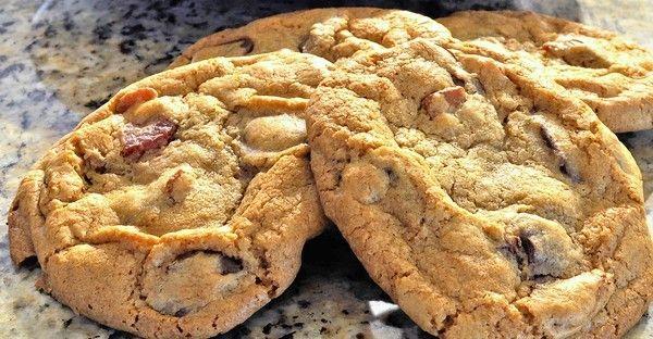 Orlando restaurant recipes: Peterbrooke Chocolatier bacon-chocolate-chunk cookies