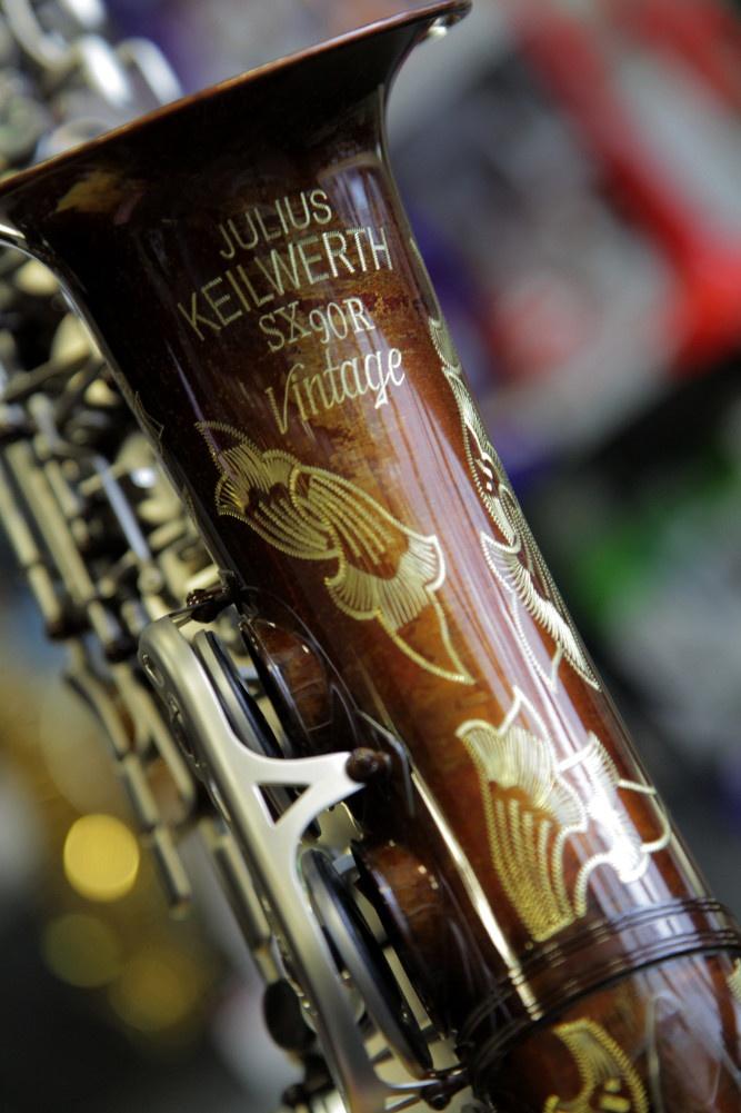 Keilwerth SX-90R Altsaxophon Vintage #Keilwerth #Saxophon