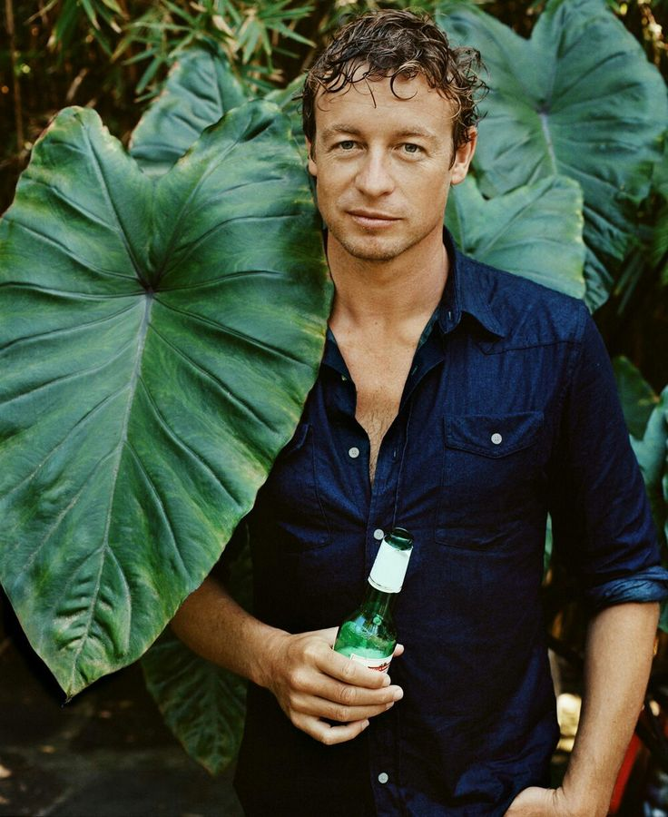 Rainforest Simon Baker