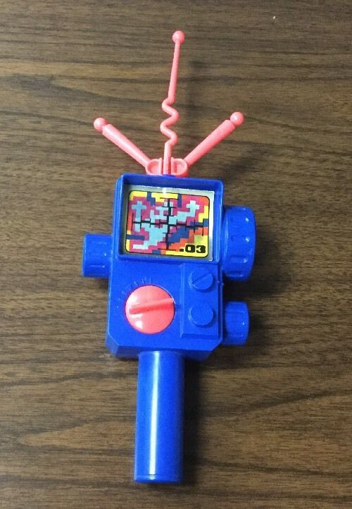 The Real Ghostbusters PKE METER by Kenner #Kenner