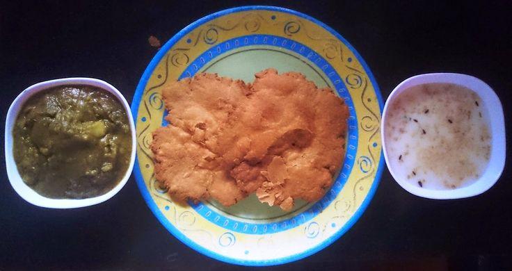 Facets of Adi - Regional Cuisine: Aligarhi Kachauri