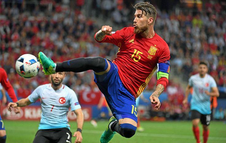 Eurocopa 2016: Sergio Ramos