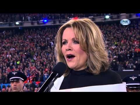 This opera singer absolutely nailed the national anthem at Super Bowl XLVIII