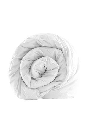 """Cosy up with our luxuriously soft and extra warm feather and down duvet inner. The feathers in this duvet inner have been sterilized and dedusted and the high quality casing is a 100% cotton down proof percale. The channeled casing helps to prevent the fill from moving and to give you a soft, natural and breathable covering.<div class=""""pdpDescContent""""><BR /><BR /><b class=""""pdpDesc"""">Fabric Content:</b><BR />100% Cotton<BR /><BR /><b class=""""pdpDesc"""">Wash Care:</b><BR>Gentle cycle cold…"""