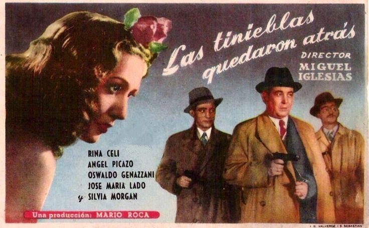 Las tinieblas quedaron atrás (1948) de Miguel Iglesias - tt0039904