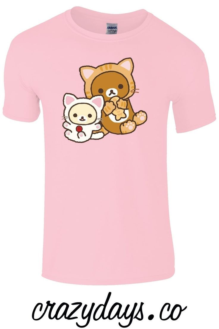 cool Rilakkuma Kids T-Shirt