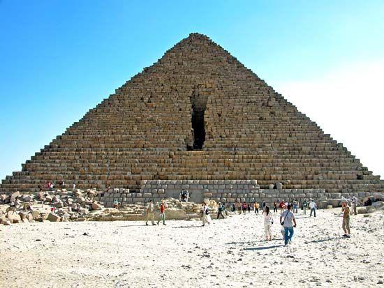 Rooms in Giza Pyramid Found Via Non-Invasive Techniques