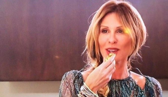 carole+radziwill+instagram | Carole Radziwill Claims Things Got Violent After 'RHONY' Season ...