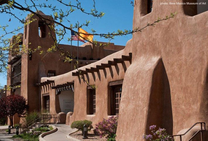 Santa Fe Convention and Visitors Bureau Historic Sites