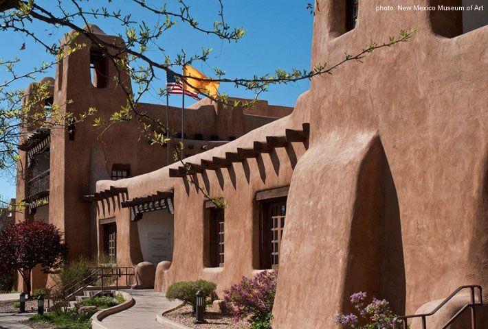 Santa Fe Convention and Visitors Bureau Historic Sites