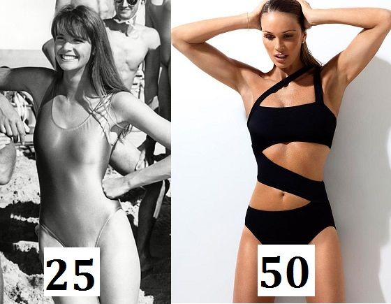 How to be sexy at 50
