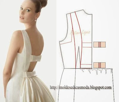 Fashion Templates for Measure: DETAILS OF MODELING-9