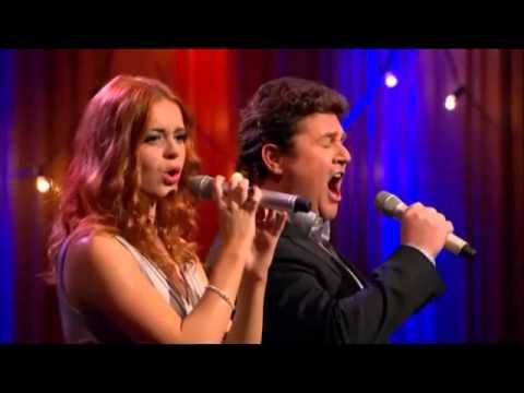 "Sophie Evans & Michael Ball - ""The Prayer"""