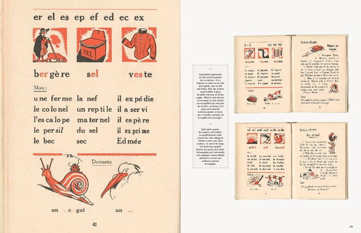 "At the end of 40 years, children learn to read ""and René Monette."" The method is mixed, and the pages are finely illustrated ..."